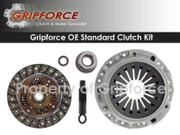Gripforce OE OEM Clutch Kit 2000-2009 Honda S2000 2.0L F20C 2.2L F22C DOHC VTEC