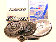 Exedy OE OEM Clutch Kit and Fidanza Flywheel Fits 97-08 Hyundai Elantra Tiburon 2.0L