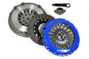 FX Racing Stage 2 Clutch Kit and Chromoly Flywheel Fits 03-08 Tiburon 2.7L 5 Speed