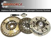 Gripforce OE Clutch Kit and Chromoly Flywheel Fits 03-08 Hyundai Tiburon 2.7L SE GT