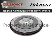 Fidanza Aluminum Flywheel  02-08 Civic Si RSX Base L Type-S 2.0L K20 5 & 6 Speed