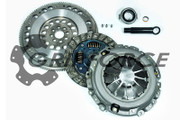 Gripforce OE Clutch Kit and Chromoly Racing Flywheel Acura Tsx Honda Accord 2.4L K24