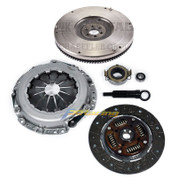 Gripforce Clutch Kit & Chromoly Flywheel for Prizm Vibe Celica Corolla Matrix MR2 1.8L 5 Spd