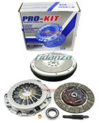 EXEDY CLUTCH PRO-KIT+FIDANZA FLYWHEEL fits NISSAN 350Z INFINITI G35 3.5L VQ35DE