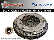 Sachs Clutch Kit and Flywheel Audi TT Fwd VW Beetle Golf GTI Jetta 1.8L Turbo 5Speed