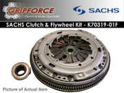 Sachs Clutch Kit and Flywheel Audi TT Fwd VW Beetle Golf GTI Jetta 1.8L Turbo 5Speed
