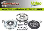 Valeo OE Clutch and Flywheel Kit Audi TT VW Beetle Golf Jetta 1.8L 1.9L Turbo 5Speed