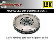 LuK Dual Mass Flywheel Audi TT Quattro VW Bettle Golf Jetta 240Mm Clutch 6 Speed