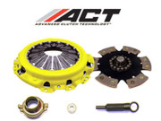 ACT HD 6 Pad Solid Race Clutch Kit 9-2X Aero Subaru Impreza WRX Forester Baja