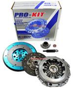 Exedy Clutch Pro-Kit & FX Aluminum Flywheel 9-2X Impreza WRX Baja Forester XT Legacy Turbo