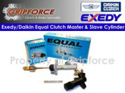 Equal-Exedy/Daikin Clutch Master and Slave Cylinder 1990-2005 Mazda Miata 1.6L 1.8L