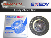 Exedy OEM Clutch Disc 1990-2005 Civic CRX Delsol 1.5L 1.6L 1.7L D15 D16 D17 SOHC