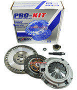 EXEDY CLUTCH PRO-KIT+8.5 LBS RACE FLYWHEEL for 2001-05 HONDA CIVIC 1.7L SOHC D17