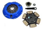 FX Racing Stage 3 Clutch Kit Set 2001-2005 Honda Civic DX LX EX Coupe Sedan 1.7L