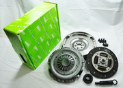 Valeo Clutch Kit + Flywheel Pkg. 97-05 Audi A4 98-05 VW Passat 1.8L Turbo 1.8T