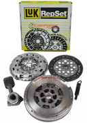 LuK New Clutch Kit and Dmf Flywheel 2002-2004 Focus SVT 2.0
