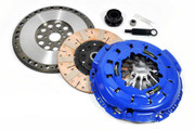 F1 Multi-Friction Clutch Kit and  Flywheel Camaro Firebird GTO Chevy Corvette 5.7L LS1 LS6