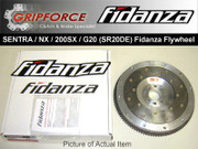 Fidanza 109 Ring Gear Aluminum Flywheel G20 Sentra Nx 200Sx SE SE-R 2.0L Sr20De