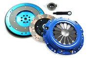 FX Multi-Friction Clutch Kit and Aluminum Flywheel Accord Prelude Acura CL 2.2L 2.3L