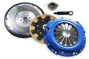 FX Racing Kevlar Clutch Kit  and  Fidanza Flywheel Accord Prelude Acura CL 2.2L 2.3L
