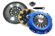 F1 Racing Kevlar Clutch Kit and Chromoly Flywheel Accord Prelude Acura CL 2.2L 2.3L