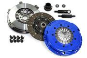 FX Stage 2 Clutch Kit and Chromoly Flywheel BMW 325 328 525 528 M3 Z3 E34 E36 E39 V6