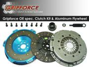 Gripforce OE Clutch Kit and Aluminum Flywheel BMW 325 328 525 528 M3 Z3 E34 E36 E39