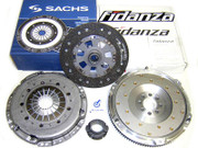 Sachs Clutch Kit and Fidanza Flywheel BMW 323 325 328 I Is 525i 528i M3 Z3 E36 34 39