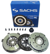 Sachs OEM Clutch Kit and Flywheel BMW 323 325 328 I Is M3 Z3 M E36 525i E34 528i E39