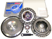 Exedy Clutch Kit & FX Aluminum Flywheel 2000-2001 Acura Integra LS GS GS-R TYPE-R B18
