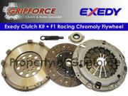 Exedy OEM Clutch Kit and FX Chromoly Flywheel 3000GT Vr4 Stealth R/T 3.0L Twin Turbo