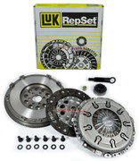 LuK Clutch Kit and Lightweight Flywheel 97-99 Audi A4 Vw Passat 1.8T 1.8L