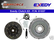 Exedy Genuine OE Clutch Pro-Kit Set 1993 Jeep Cherokee Cherokee Wrangler 4.0L V6