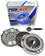 Exedy Clutch Kit and FX Chromoly Flywheel Eclipse Talon Laser Awd 2.0L Turbo 6Blt