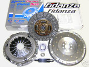 Exedy OEM Clutch Kit and Fidanza Lightweight Flywheel 86-91 Mazda Rx7 1.3L 13B Turbo