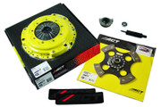 ACT 4-Puck Rigid HDR4 Racing Clutch Kit 90-91 Honda Civic CRX 1.5L 1.6L D15 D16