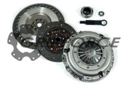 Gripforce Clutch  and  9.75Lbs Lite Flywheel 90-91 Acura Integra RS LS GS B18 DOHC