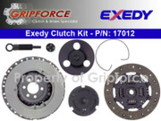 Exedy Genuine OEM Clutch Kit 82-84 VW Rabbit 83-88 Scirocco 1.8L I4 SOHC 8-Valve