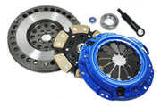 FX Stage 3 Clutch Kit and Racing Flywheel 1985-87 Toyota Corolla GTS Ae86 1.6L 4AGE