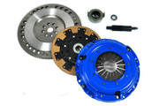 F1 Racing Kevlar Clutch Kit and 12Lbs Flywheel JDM 93 94 95 Civic 1.6L B16 DOHC VTEC