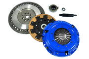 F1 Racing Kevlar Clutch Kit and 9.75 Lbs Flywheel JDM 93-95 Civic B16 1.6L DOHC VTEC