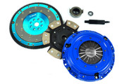 F1 Stage 3 Race Clutch Kit and Aluminum Flywheel JDM 93-95 Civic 1.6L B16 DOHC VTEC