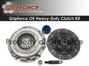 Gripforce Clutch Kit 92-95 Chevrolet Silverado GMC Sierra 6.5L 8Cyl Turbo Diesel