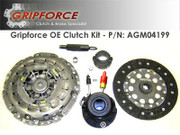 Gripforce OE Clutch Kit 01-06 Chevy Silverado GMC Sierra/ 3500 6.6L Diesel 6 Spd