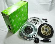 Valeo Hd Clutch and Flywheel Conv Kit 91-99 BMW 318 318I 318Is 318Ic 318Ti Z3 W A/C