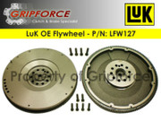 LuK Genuine OE Flywheel #Lfw127 87-94 Ford F-Series 7.3L Diesel 8Th Digit Vin# M