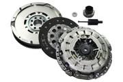 FX HD Clutch Kit & Luk DMF Flywheel 2001-06 BMW M3 E46 S54 Both 6Spd Gear&Smg