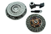 FX HD Clutch Kit & Slave Cylinder 2000-2004 Ford Focus S2 SE ZTS ZTW ZX3 ZX5 2.0L DOHC