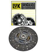 Luk Clutch Disc Friction Plate Corvette C6 6.0L LS2 6.2L LS3 Z06 7.0L LS7