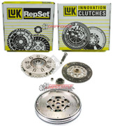 Luk Clutch Kit & DMF Flywheel 2000-05 Audi A4 Quattro 1.8T VW Passat 1.8L Turbo